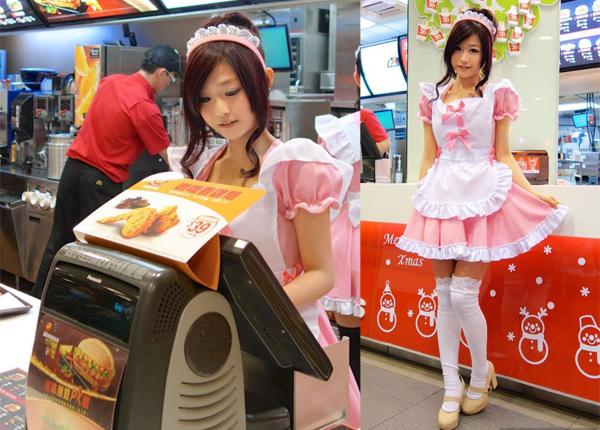 15 câu tiếng Nhật giao tiếp đơn giản trong nhà hàng Fast food